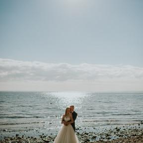 plener ślubny nad morzem-1