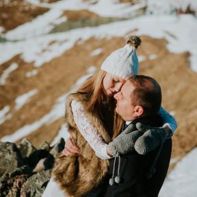 plener zimowy w górach-8